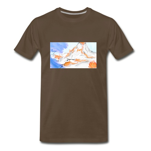 Land - Men's Premium T-Shirt