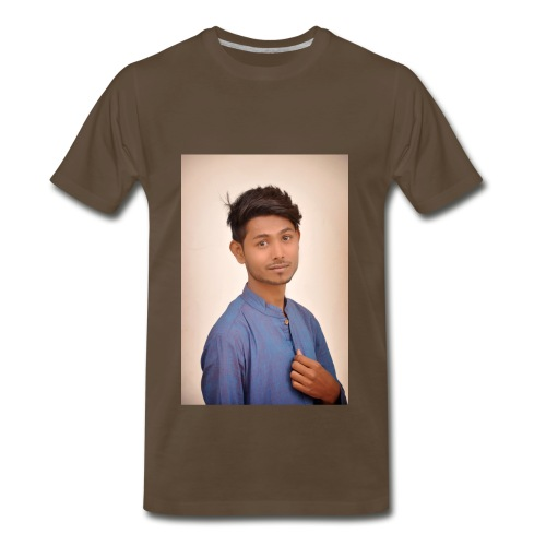 Mntar Bagal - Men's Premium T-Shirt