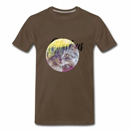 Glorious Cat - Men's Premium T-Shirt
