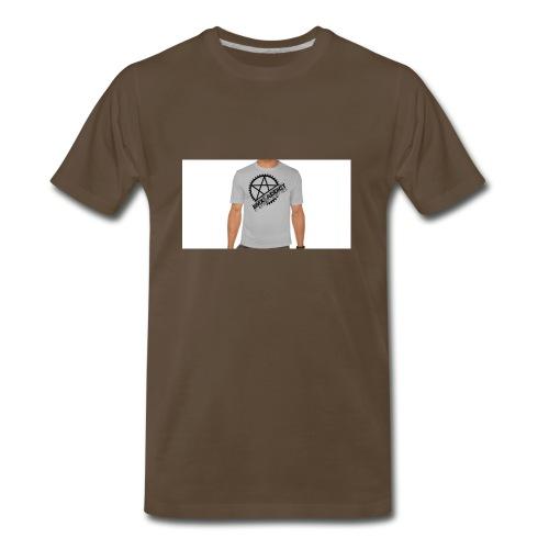 bmx_poleras - Men's Premium T-Shirt