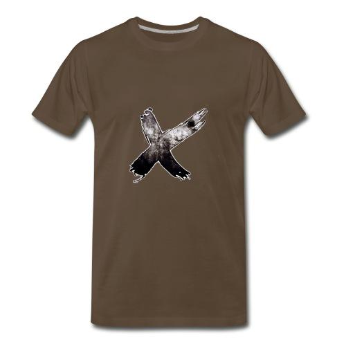 A fanmade ItzXector Logo Design - Men's Premium T-Shirt