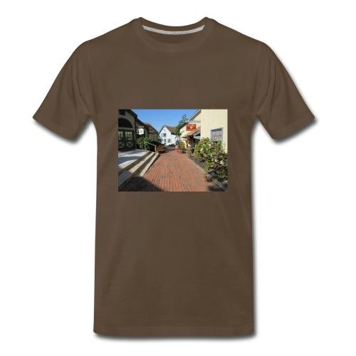 Historic Village - Men's Premium T-Shirt