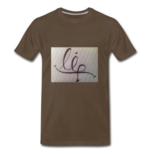 lip - Men's Premium T-Shirt