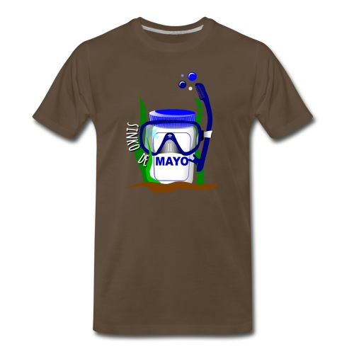 Sinko de Mayo - Men's Premium T-Shirt