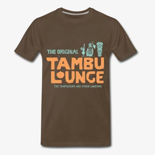 Tambu Lounge - Men's Premium T-Shirt