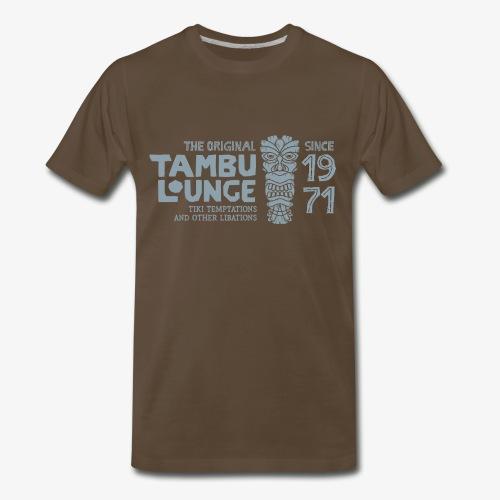 Tambu 71 (Gray) - Men's Premium T-Shirt
