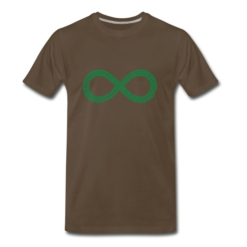 Marijuana Infinity California Love Hemp 420 Shirt - Men's Premium T-Shirt