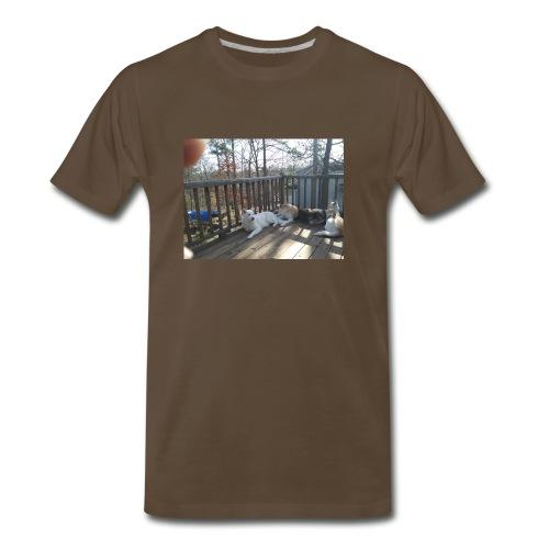 20180216 105557 Burst01 - Men's Premium T-Shirt