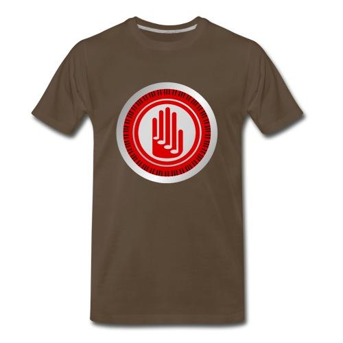 Costas Kletsidis YouTube Channel Logo - Men's Premium T-Shirt