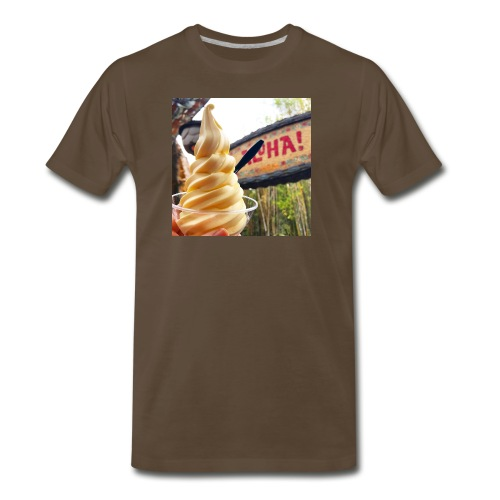 Aloha Dole Whip - Men's Premium T-Shirt