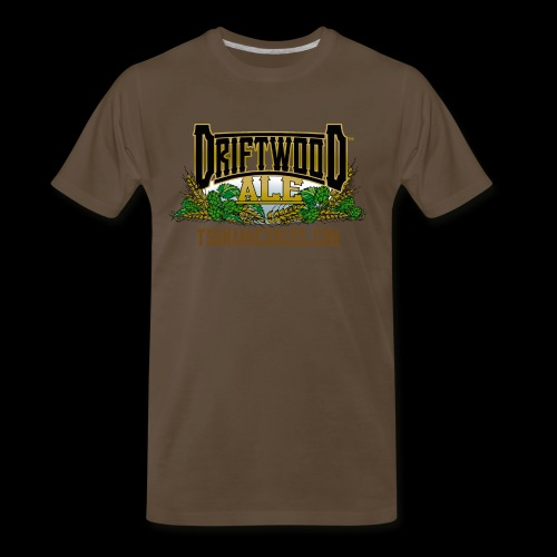 Driftwood Ale - Men's Premium T-Shirt