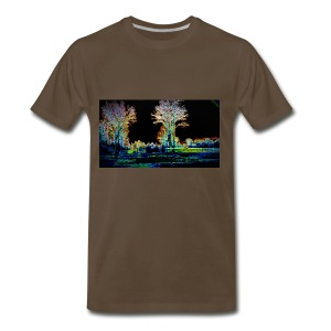 PsychodelicPicnic - Men's Premium T-Shirt