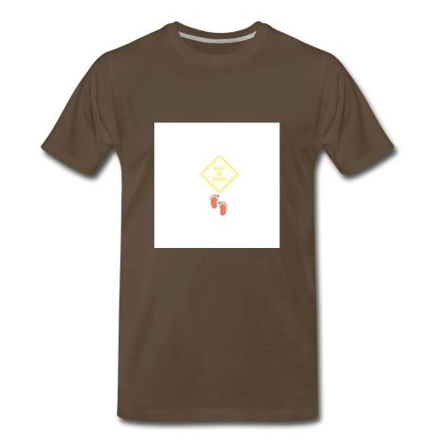 Baby on board - Men's Premium T-Shirt