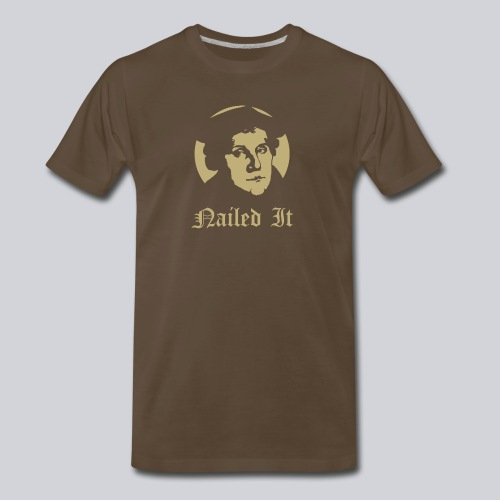 The Luther 500 - Men's Premium T-Shirt