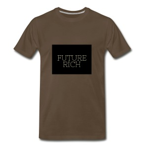 Rich Ruture - Men's Premium T-Shirt