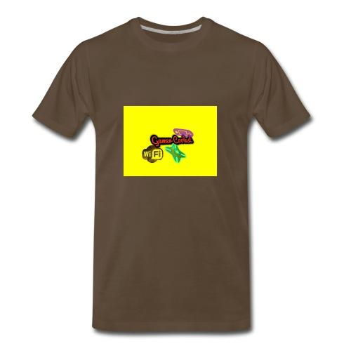 Gamer coolest - Men's Premium T-Shirt