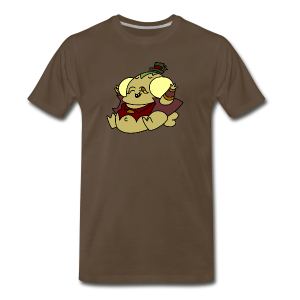 Smol Bean Kench - Men's Premium T-Shirt