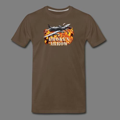 BROKEN ARROW/1808/US - Men's Premium T-Shirt