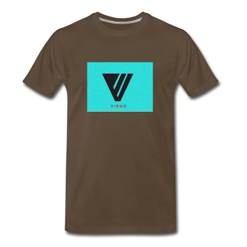 Virgo : Color - Men's Premium T-Shirt