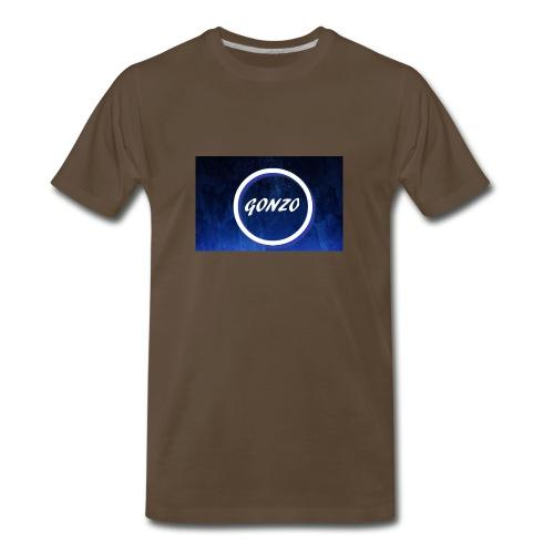 gonzo - Men's Premium T-Shirt