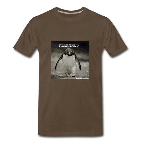 Pissed Penguin - Men's Premium T-Shirt