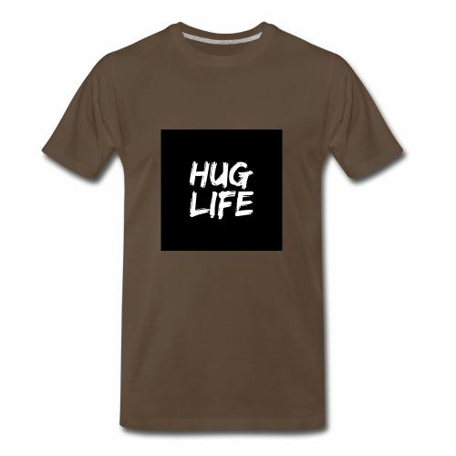 HUG LIFE - Men's Premium T-Shirt