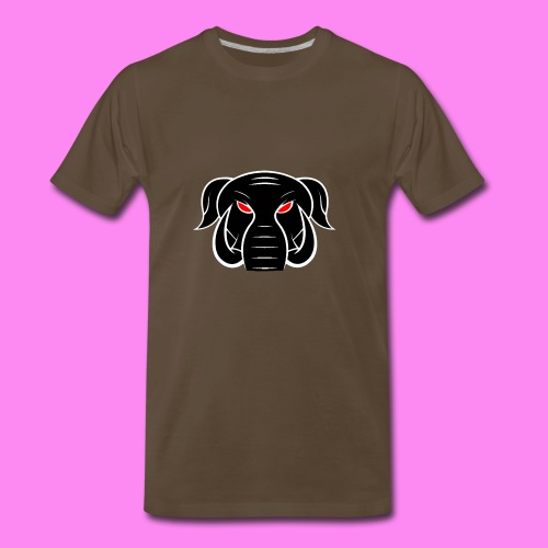 bad Elephant - Men's Premium T-Shirt