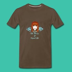 The Beauty of Digital Art - Men's Premium T-Shirt