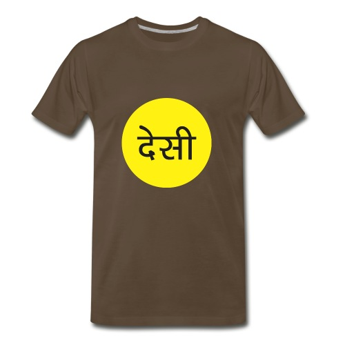 The Average Desi - Men's Premium T-Shirt