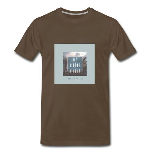 MY WHOLE WORLD 2 - Men's Premium T-Shirt