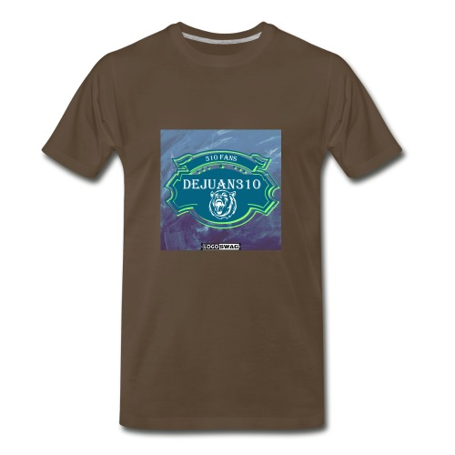 dejuan310 logo - Men's Premium T-Shirt