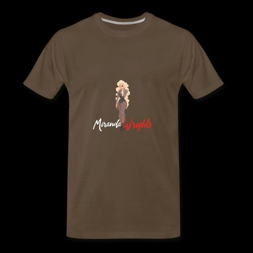 Pin-up Miranda - Men's Premium T-Shirt