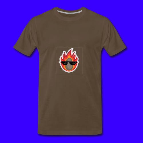 IBlazingPotato - Men's Premium T-Shirt