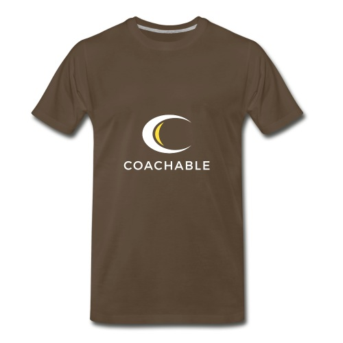 Coachable Kids - Men's Premium T-Shirt
