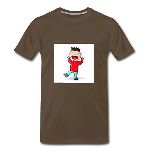 dfdfdf2222666 - Men's Premium T-Shirt