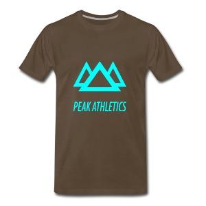 Peak Athletics - Men's Premium T-Shirt