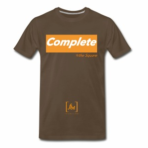 Complete the Square [fbt] - Men's Premium T-Shirt