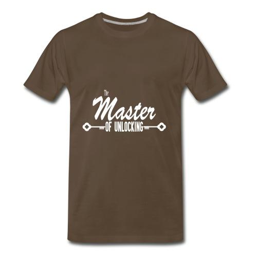 The Master of Unlocking (Alt) - Men's Premium T-Shirt