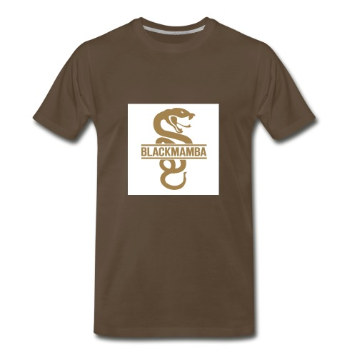 BLACK MAMBA - Men's Premium T-Shirt