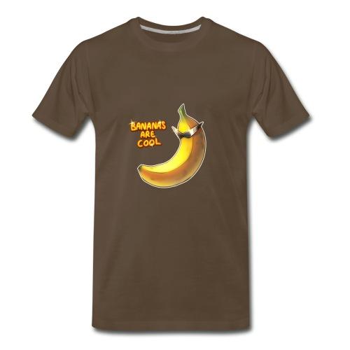 BananasAreCool - Men's Premium T-Shirt