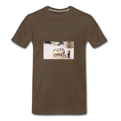 christmas bauble 1872135 960 720 - Men's Premium T-Shirt