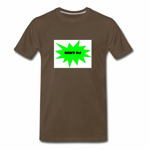 MintDj - Men's Premium T-Shirt