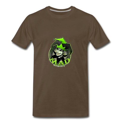 Mad Gaming T-Shirt - Men's Premium T-Shirt