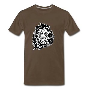 DP Branded-Lion - Men's Premium T-Shirt