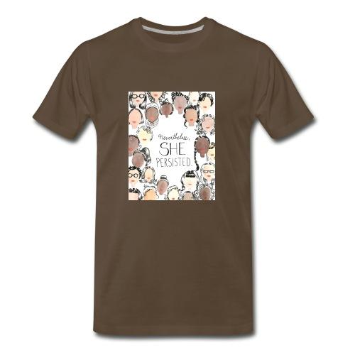 ce4a5cc71f9fdcf7850ed5fb23e28ff4b - Men's Premium T-Shirt