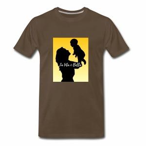 Life is Beautiful - Men's Premium T-Shirt