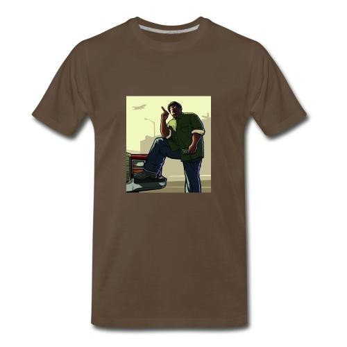 Big Smoke Sa - Men's Premium T-Shirt