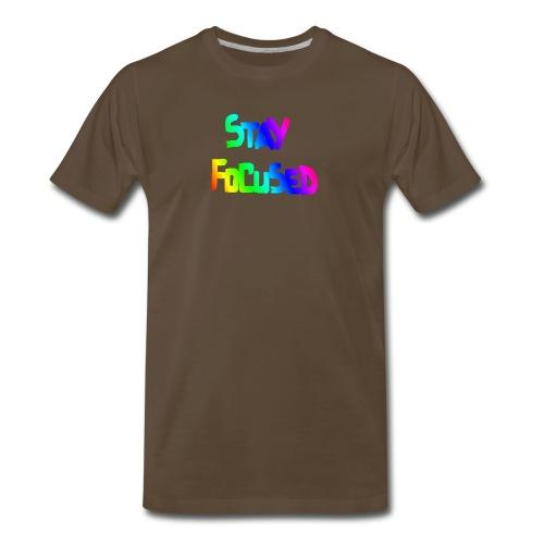 focused - Men's Premium T-Shirt