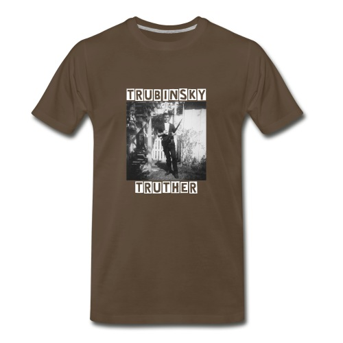 Trubinsky Truther - Men's Premium T-Shirt
