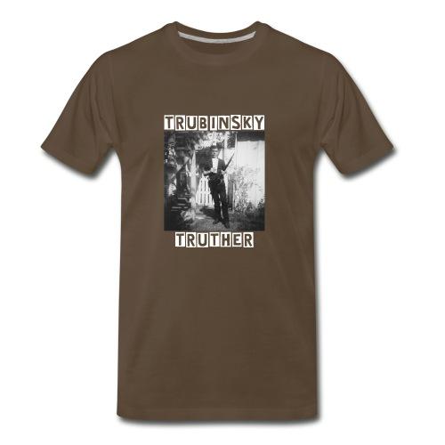 Trubinsky Truther - Men's Premium T-Shirt